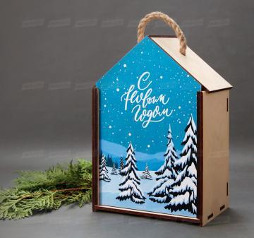 Производство подарочной упаковки из дерева оптом
