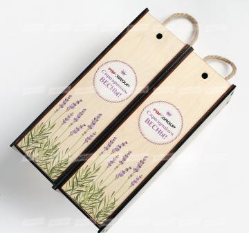 Производство упаковки, подарки корпоративным клиентам