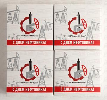 Корпоративные подарки день Нефтяника