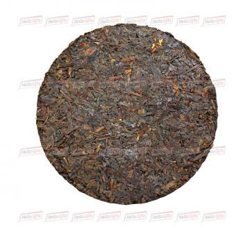 - Черный цейлонский чай с добавлением ягод брусники, клюквы, клубники, черной смородины, черники и ежевики 50 гр.