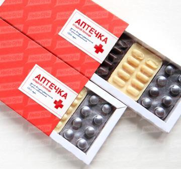 Сладкая аптечка | Подарки медикам