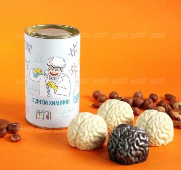 Подарки оптом из шоколада  с логотипом