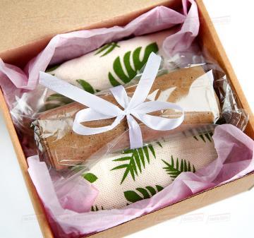 Недорогие корпоративные подарки для женщин    эко-сумка шоппер с принтом