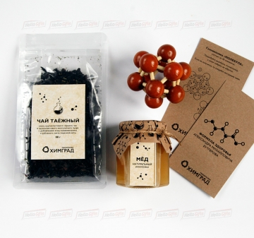 Корпоративные подарки на День Химика