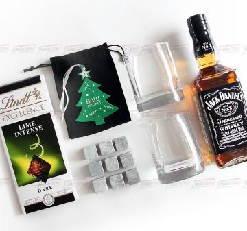 Виски в подарок на новый год