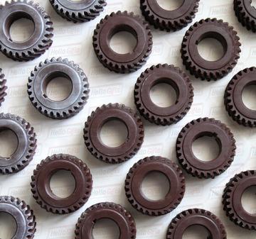 Шоколадная шестерня корпоративный подарок