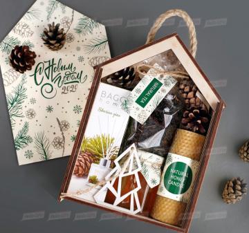 Подарки корпоративным клиентам  на Новый год