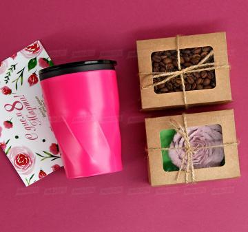 Корпоративные сувениры и подарки оптом на 8 марта