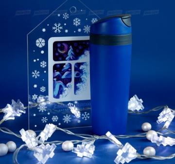 Корпоративные подарки на Новый год 2022